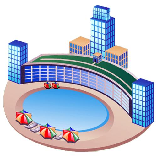 Organizzazione eccellente e strutture di qualità .